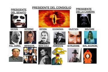 Immagine Crea il tuo governo!